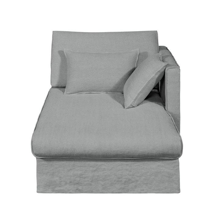 m ridienne camille lin pais am pm la redoute. Black Bedroom Furniture Sets. Home Design Ideas