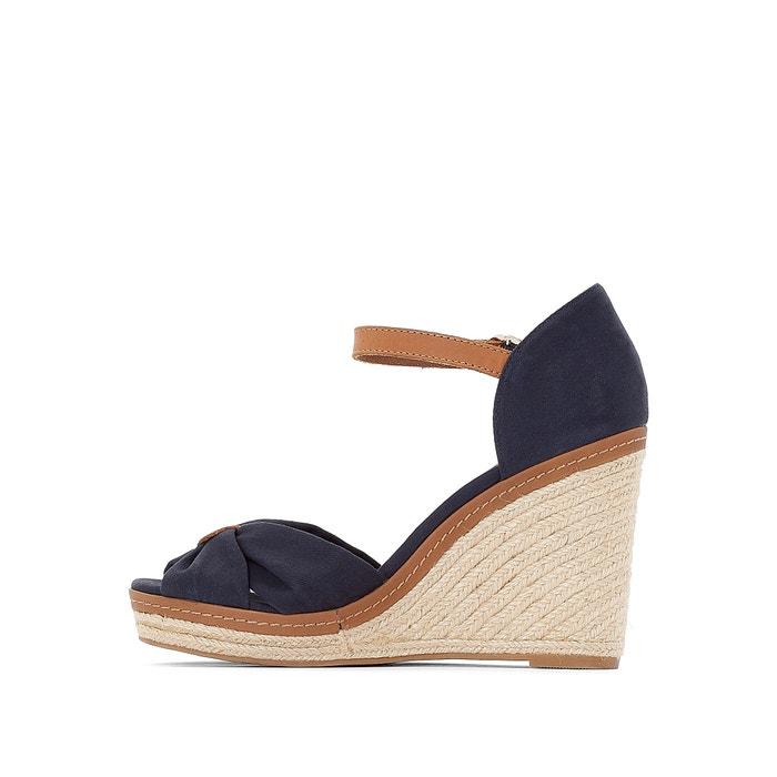 c971a708e464 Elena wedge sandals Tommy Hilfiger