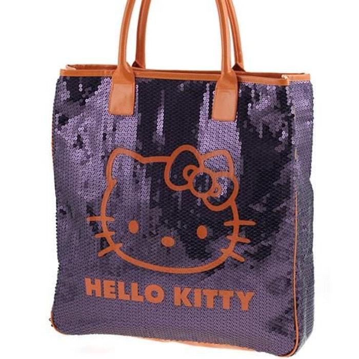 Grand sac shopping sequins pourpre hello kitty camomilla couleur unique Camomilla | La Redoute Acheter Pas Cher Manchester Magasin De Vente 0i6l6Z2zDj