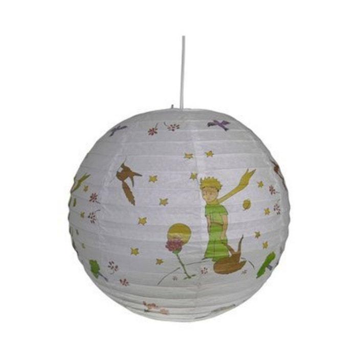 niermann stand by la suspension japonaise le petit prince lampe enfant multicolore niermann. Black Bedroom Furniture Sets. Home Design Ideas