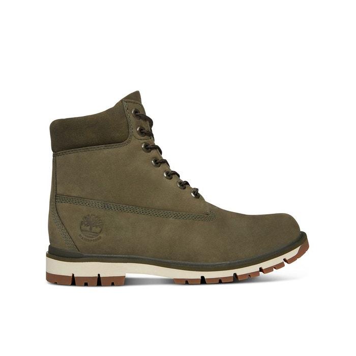 6757927f732 Boots cuir radford 6 boot wp kaki Timberland