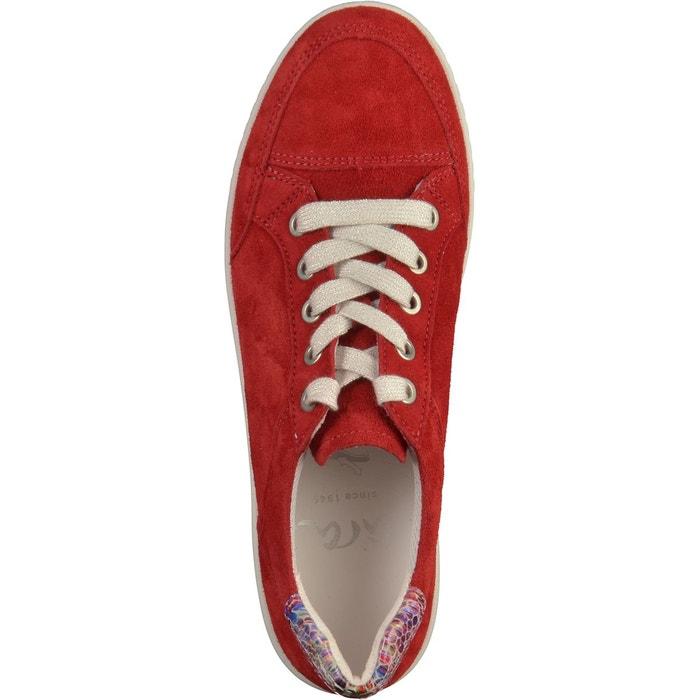 Sneaker rouge Ara