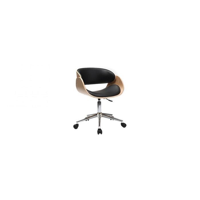 Fauteuil de bureau petit prix bent fauteuil bureau miliboo la redoute - Chaise de bureau la redoute ...