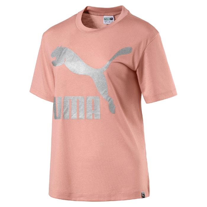 T-shirt scollo rotondo maniche corte  PUMA image 0