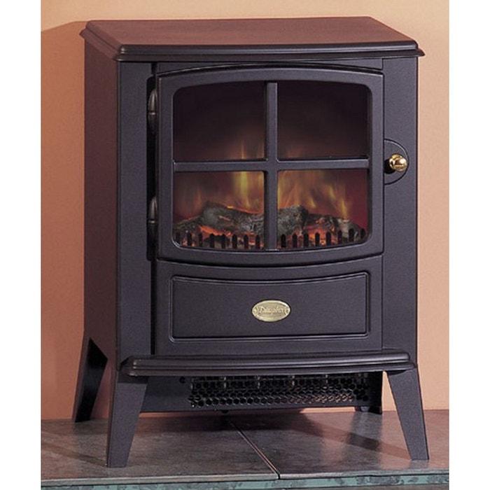 chemin e lectrique brayford 2000w couleur unique ewt la redoute. Black Bedroom Furniture Sets. Home Design Ideas