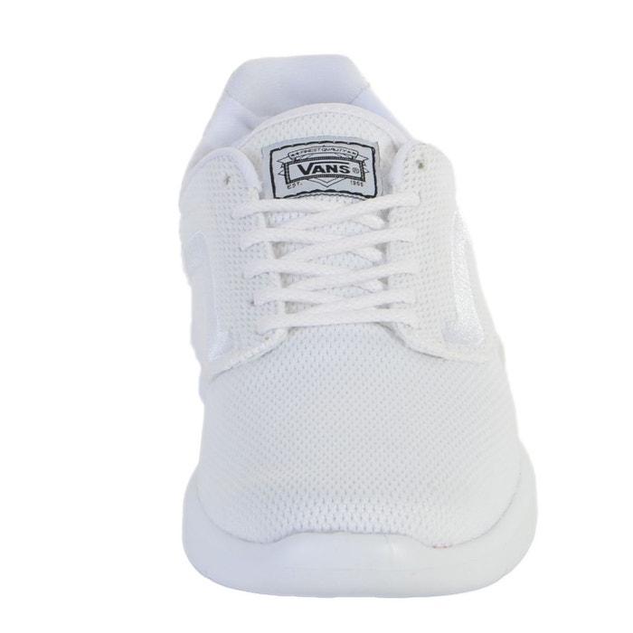 Basket iso 1,5 + (mesh) true white blanc Vans