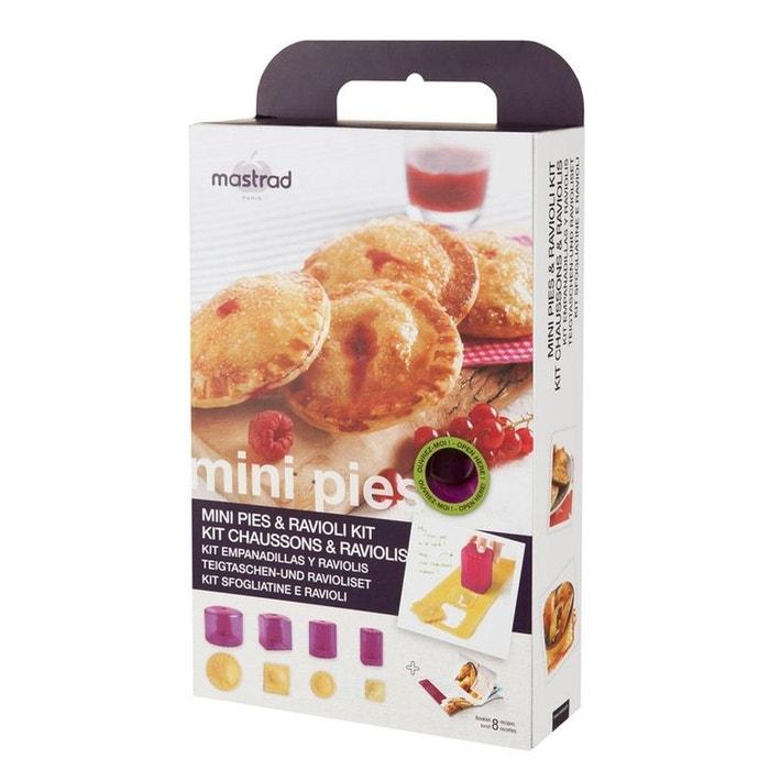 coffret cuisine kit mini pies berry mastrad la redoute. Black Bedroom Furniture Sets. Home Design Ideas