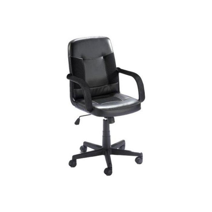 Accoudoirs Noir Bureau Chaise Katari Avec De Y7f6ybg