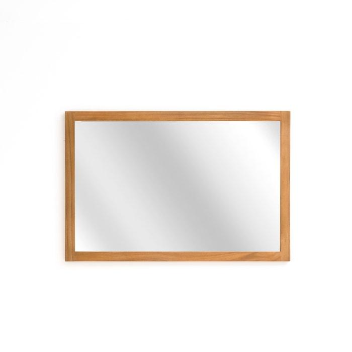 Miroir de salle de bain forme rectangulaire 90cm la for Bain miroir shampoo