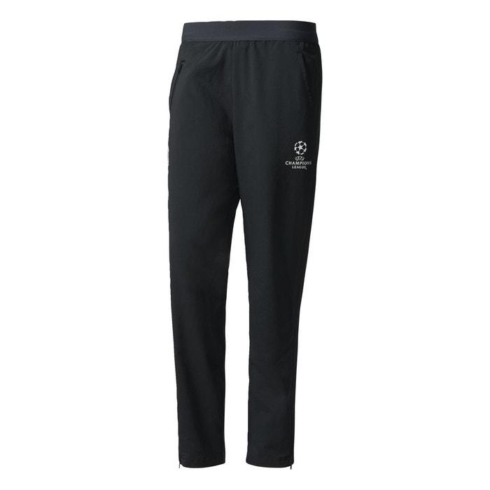 5c12c7bc47 Pantalon de présentation real madrid ucl noir Adidas Performance | La  Redoute