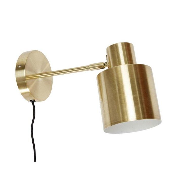Applique métal doré  Hübsch HUBSCH