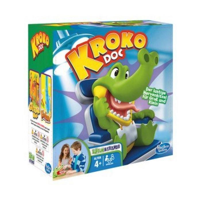 Hasbro le jeu croc le crocodile jeu de soci t nocolor - Jeux de crocodile sous la douche gratuit ...