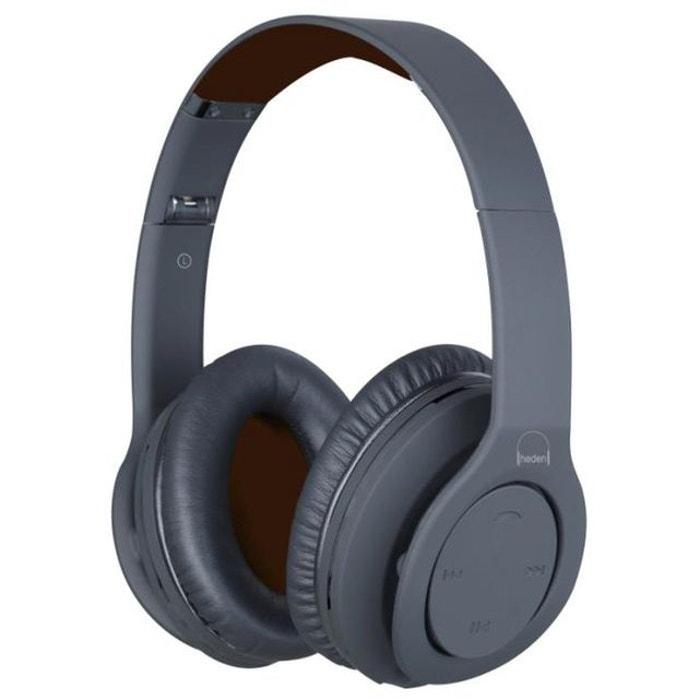 Micro Casque Heden Pro Sound Bluetooth Heden La Redoute