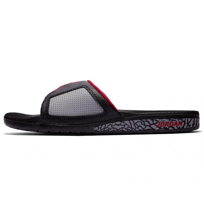 4803f1cfee1 Claquettes Hydro III Retro Slide - 854556 JORDAN image 0. Chaussures Vente  Air Jordan Receiver Claquette jordan Gris Orange Bright Crimson