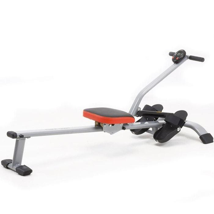 rameur d appartement everfit rower smart everfit la redoute. Black Bedroom Furniture Sets. Home Design Ideas