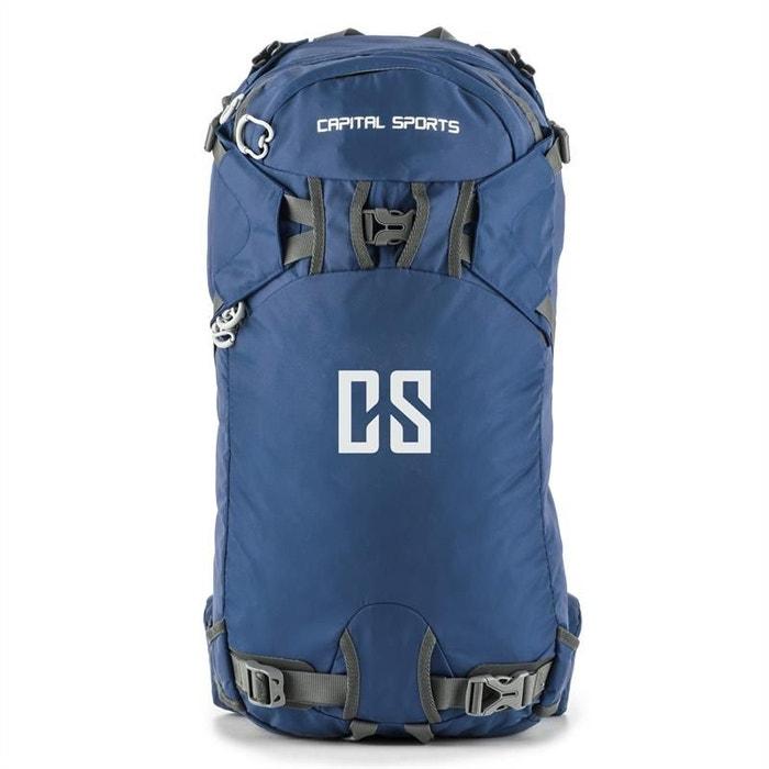 Dorsi sac à dos sport loisirs 30L étanche nylon bleu 9t4VdE5CBb