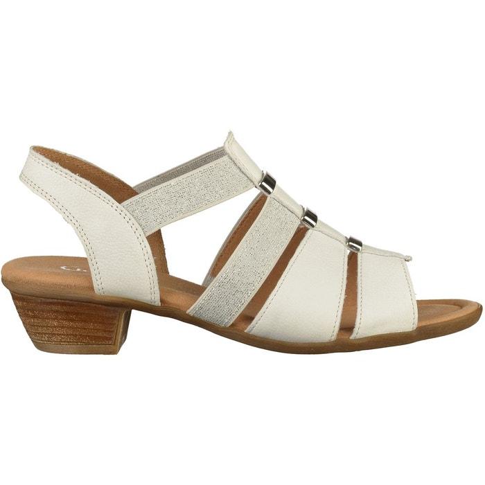 Sandales blanc Gabor