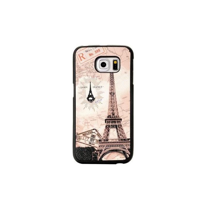 Coque pour Samsung Galaxy S6 Edge motif Tour Eiffel
