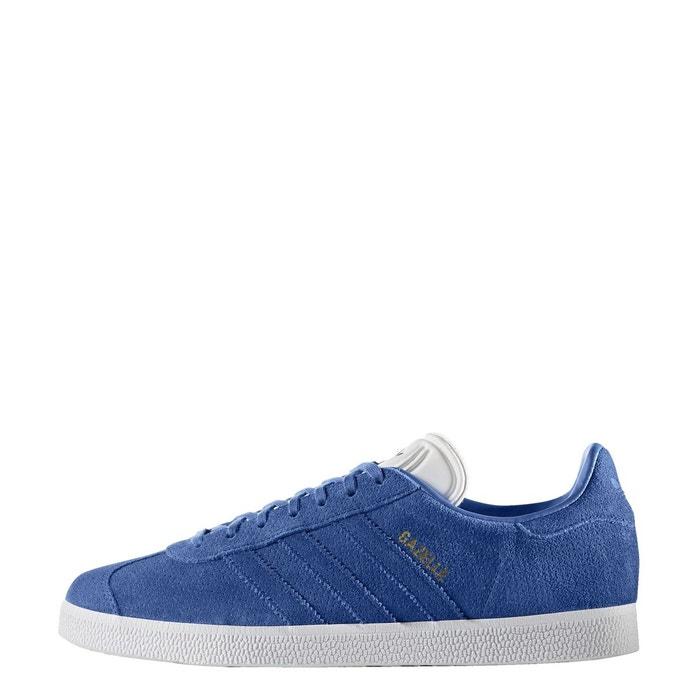 Chaussure gazelle bleu Adidas Originals Prix D'usine ssS7cx