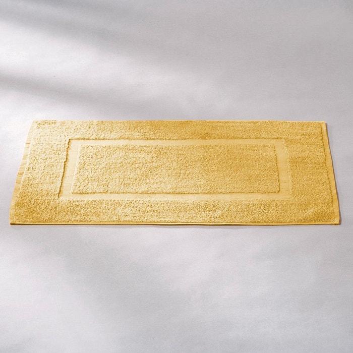 Tapis Salle De Bain Grande Taille Tapis De Bain Coton Uni Arabesques Relief Enzo Taupe Xcm With