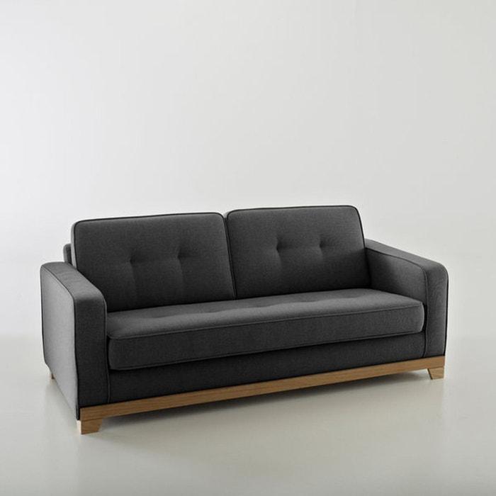Canapé Convertible Coton Excellence Bultex, Ajis La Redoute