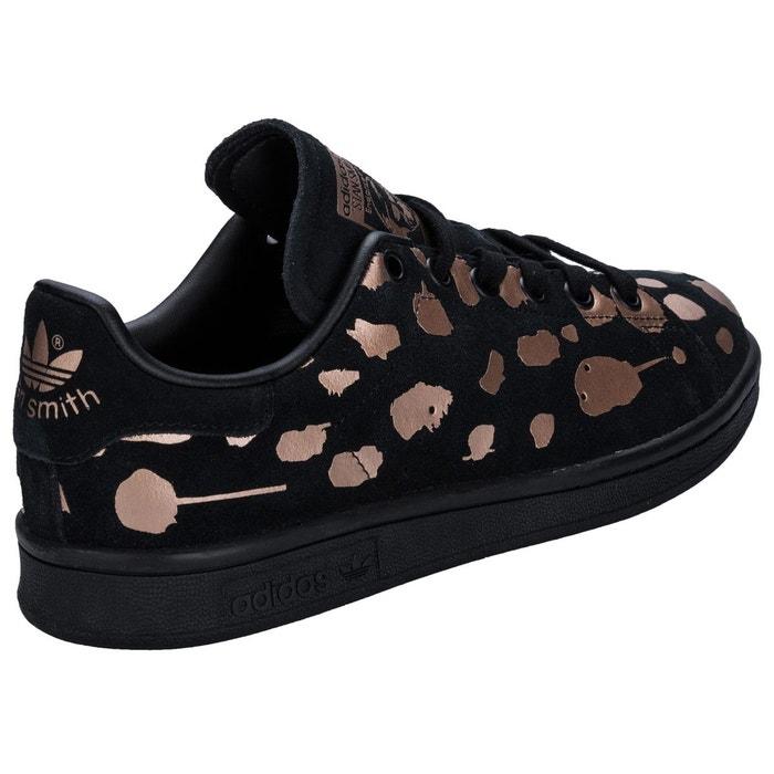 Baskets stan smith noir Adidas Originals