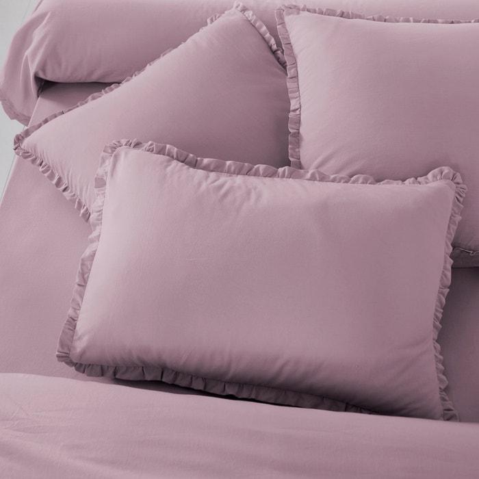 Image Taie d'oreiller en métis lavé, Ondina La Redoute Interieurs
