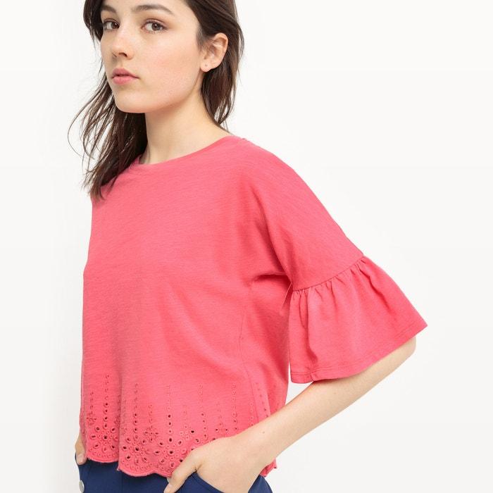 MADEMOISELLE Camiseta larga R con redondo cuello manga lisa rr7Sw
