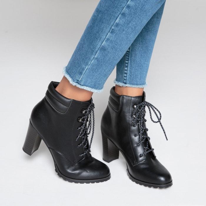 La Collections Botines monta botas de estilo tac 243;n alto a Redoute ggqwxrZ
