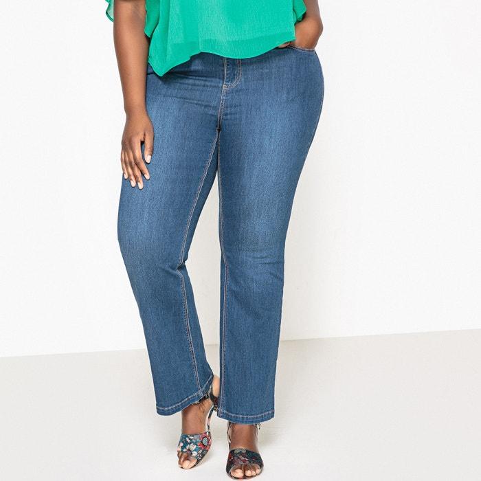 "Bootcut Jeans, Length 30.5""  CASTALUNA image 0"