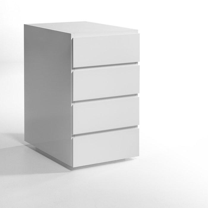 Caisson 4 tiroirs working am pm la redoute - La redoute meuble bureau ...