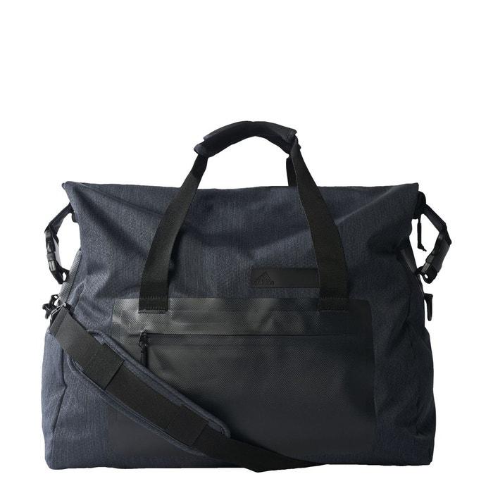 sac de sport noir adidas performance la redoute. Black Bedroom Furniture Sets. Home Design Ideas