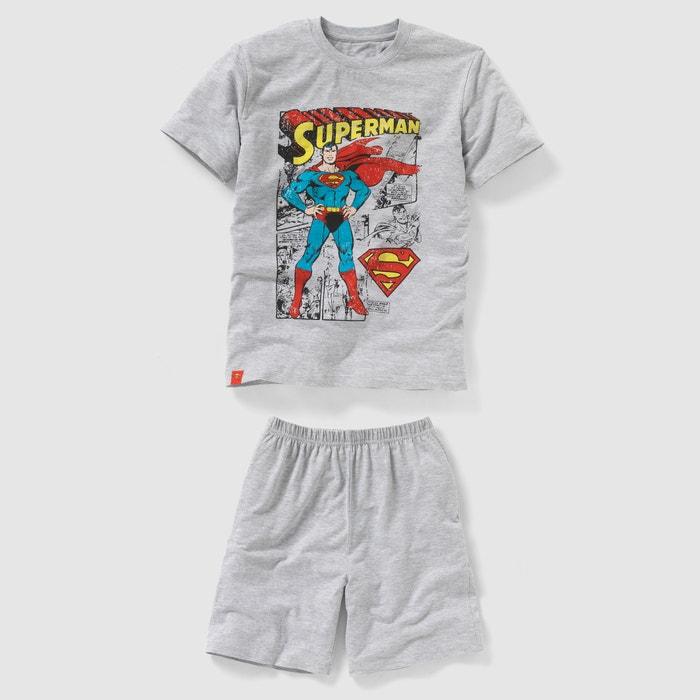 Short Pyjamas, 10-16 Years  SUPERMAN image 0