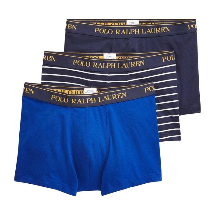 Boxer tinta unita POLO RALPH LAUREN (conf. da 3)  POLO RALPH LAUREN image 0