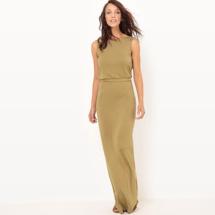 Plain Maxi Dress  La Redoute Collections image 0