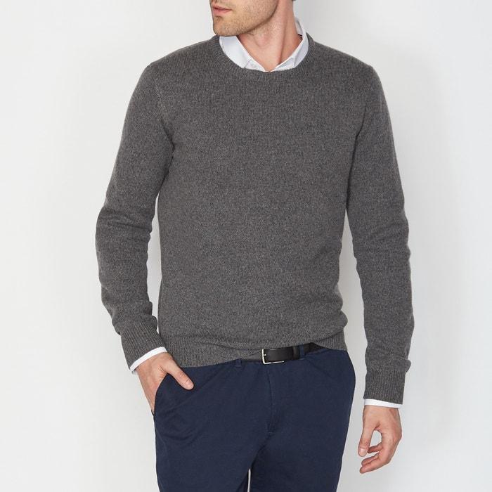 фото Пуловер с круглым вырезом,  100% овечьей шерсти R essentiel