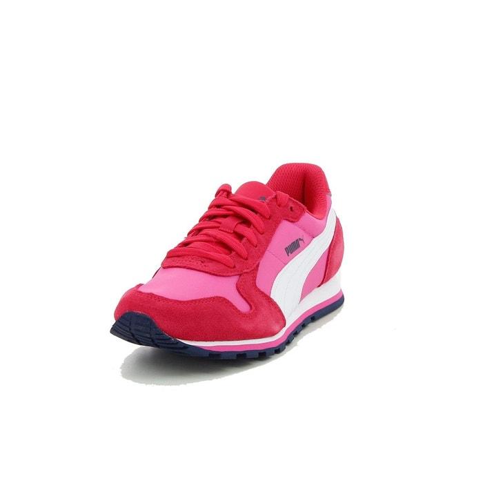 Basket puma st runner nl - 356738-25 rose Puma
