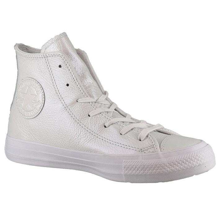 All Star Hi W Sneaker chaussures beige blanc beige blancConverse QI78S