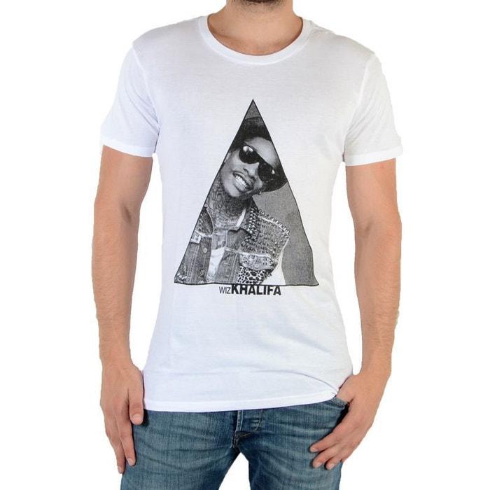 Shirt Tralif Khalifa Blanc Tee Wiz M fgvYb7y6