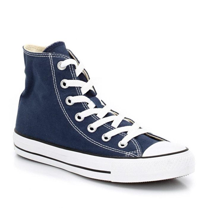 converse all star bleu marine