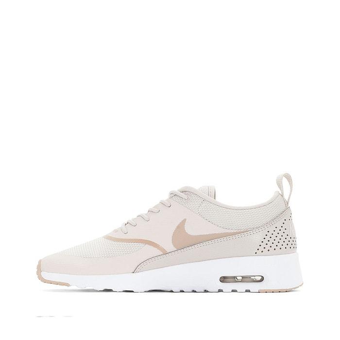 Baskets air max thea beige Nike