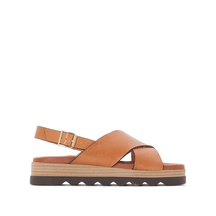 Sandales en cuir Fibi Noir JonakJonak kIFJEtx7q
