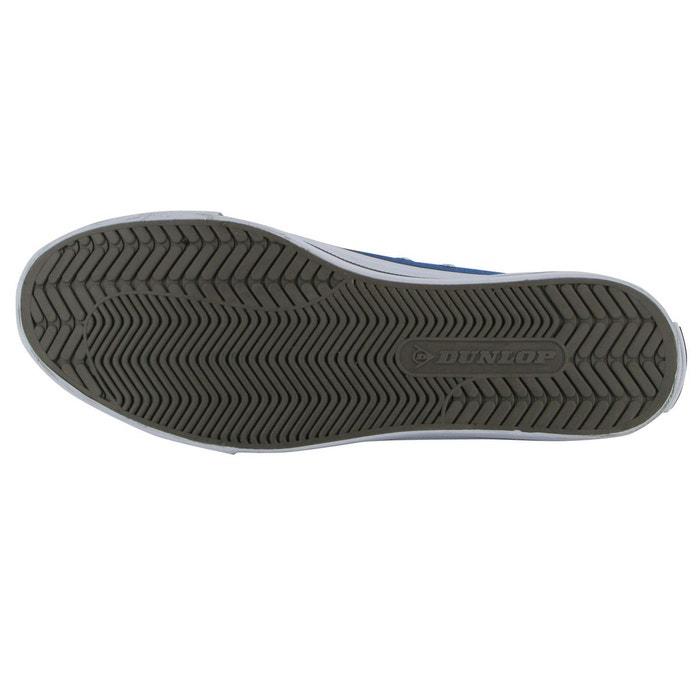 Tennis basses en toile Dunlop