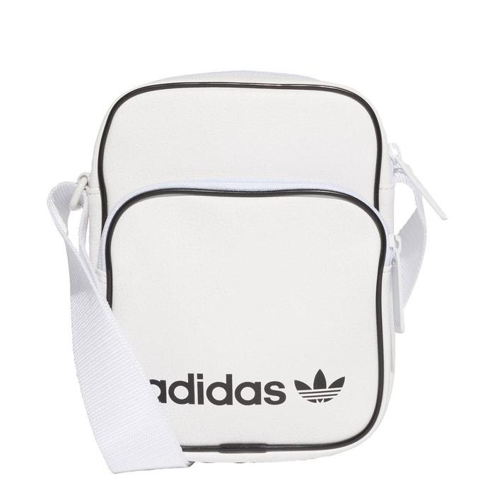d69f765171 Sac mini vintage blanc Adidas Originals | La Redoute