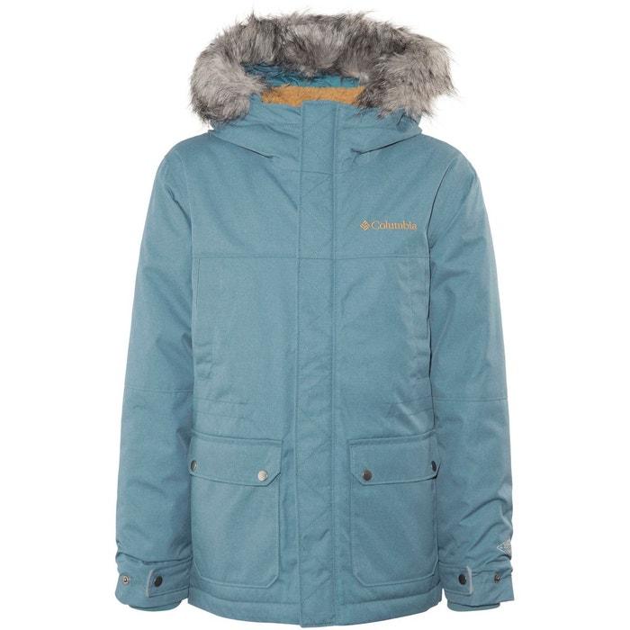 Snowfield Snowfield Qigwxfhbg Bleu La Columbia Enfant Veste Veste Redoute TEq5BwYE