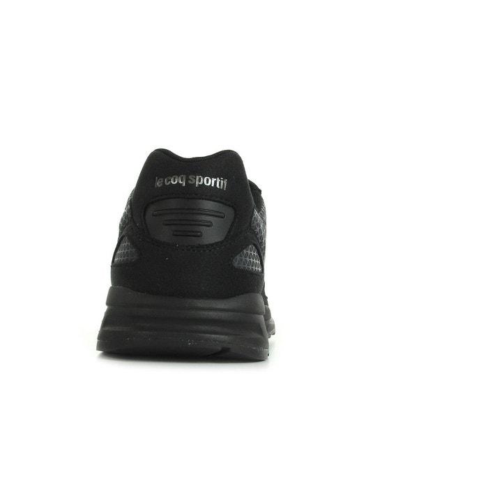 Basket basse le coq sportif lcs r900 noir Le Coq Sportif