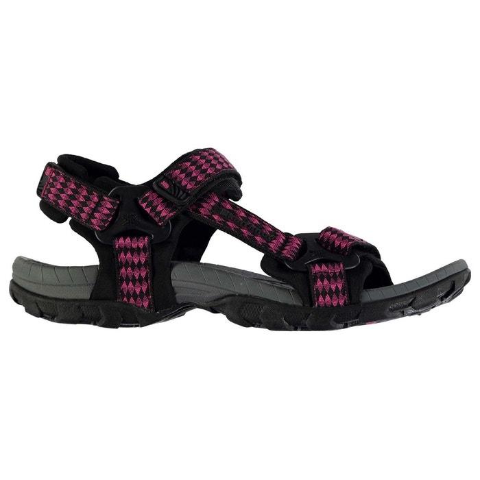 Sandales noir / rose Karrimor