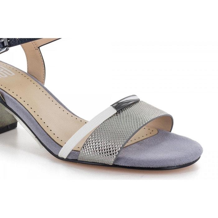 Sandales-bibi lou gris Bibi Lou