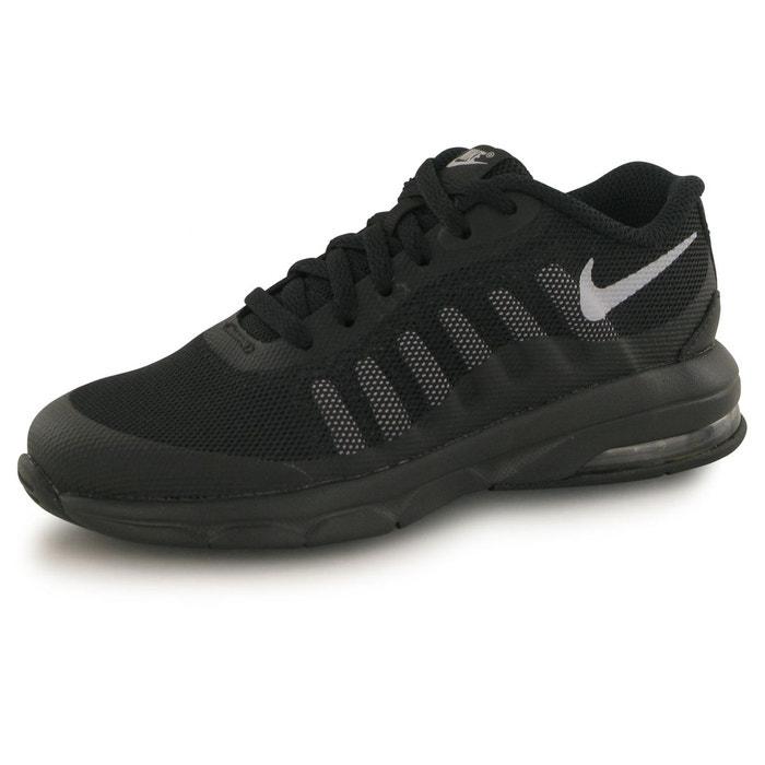Chaussures Fille Nike Air Max Invigor noires gfgfeaS