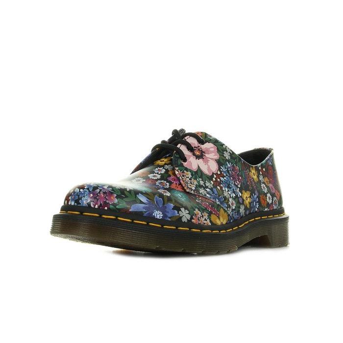 Chaussures femme 1461 wanderlust noir multicolore Dr Martens Sneakernews Libre D'expédition d5Inn